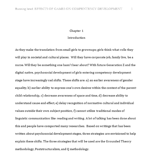 Nhs Essay About Character Comparison